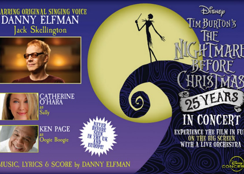 Tim Burton's The Nightmare Before Christmas: Live in Concert