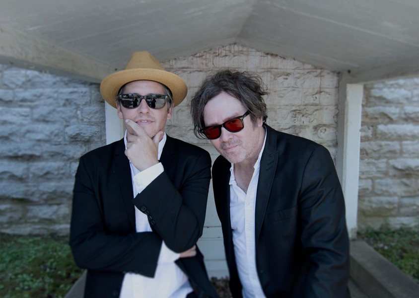 Josh Rouse & Grant-Lee Phillips
