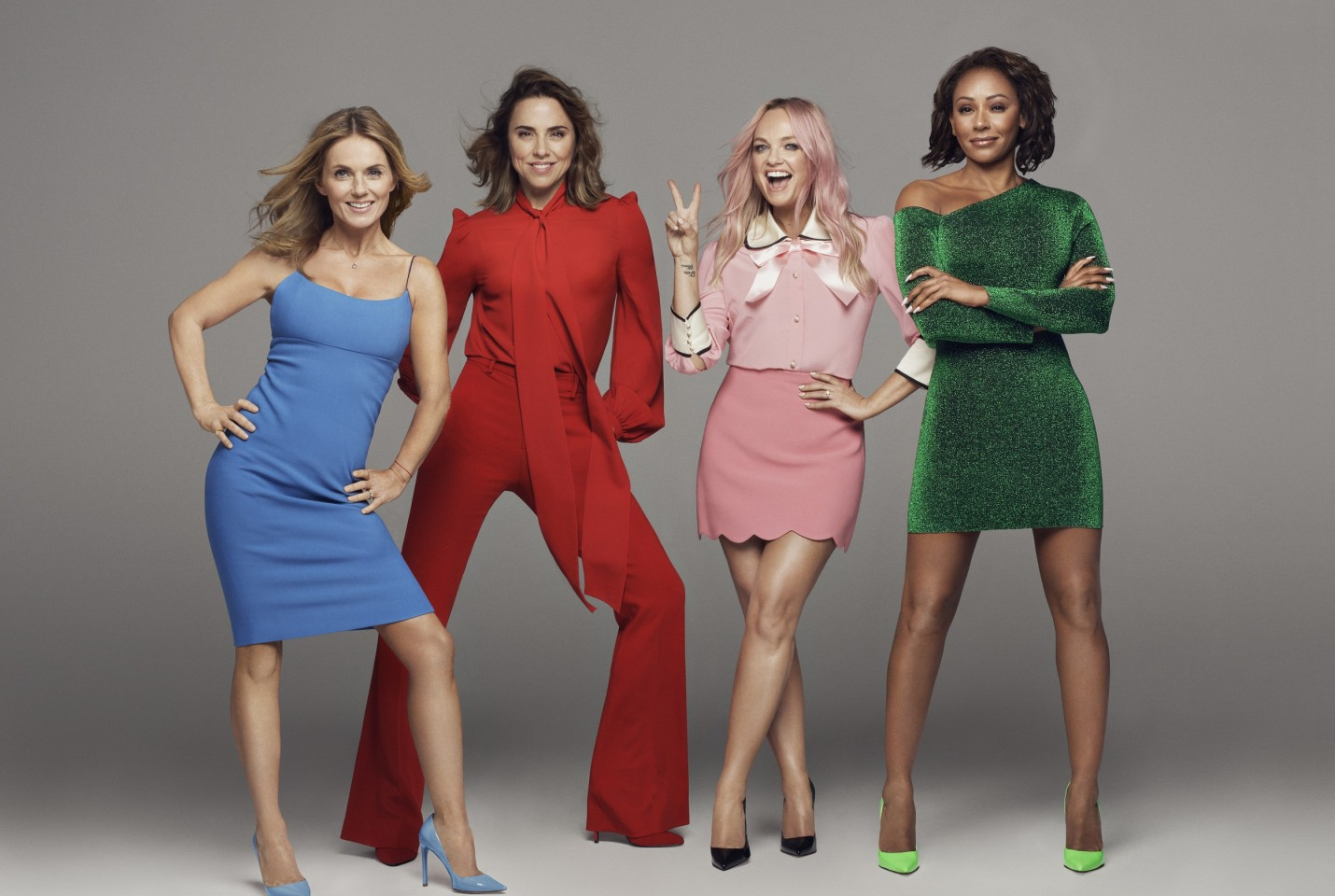 Spice Girls at BT Murrayfield Edinburgh - Key Info