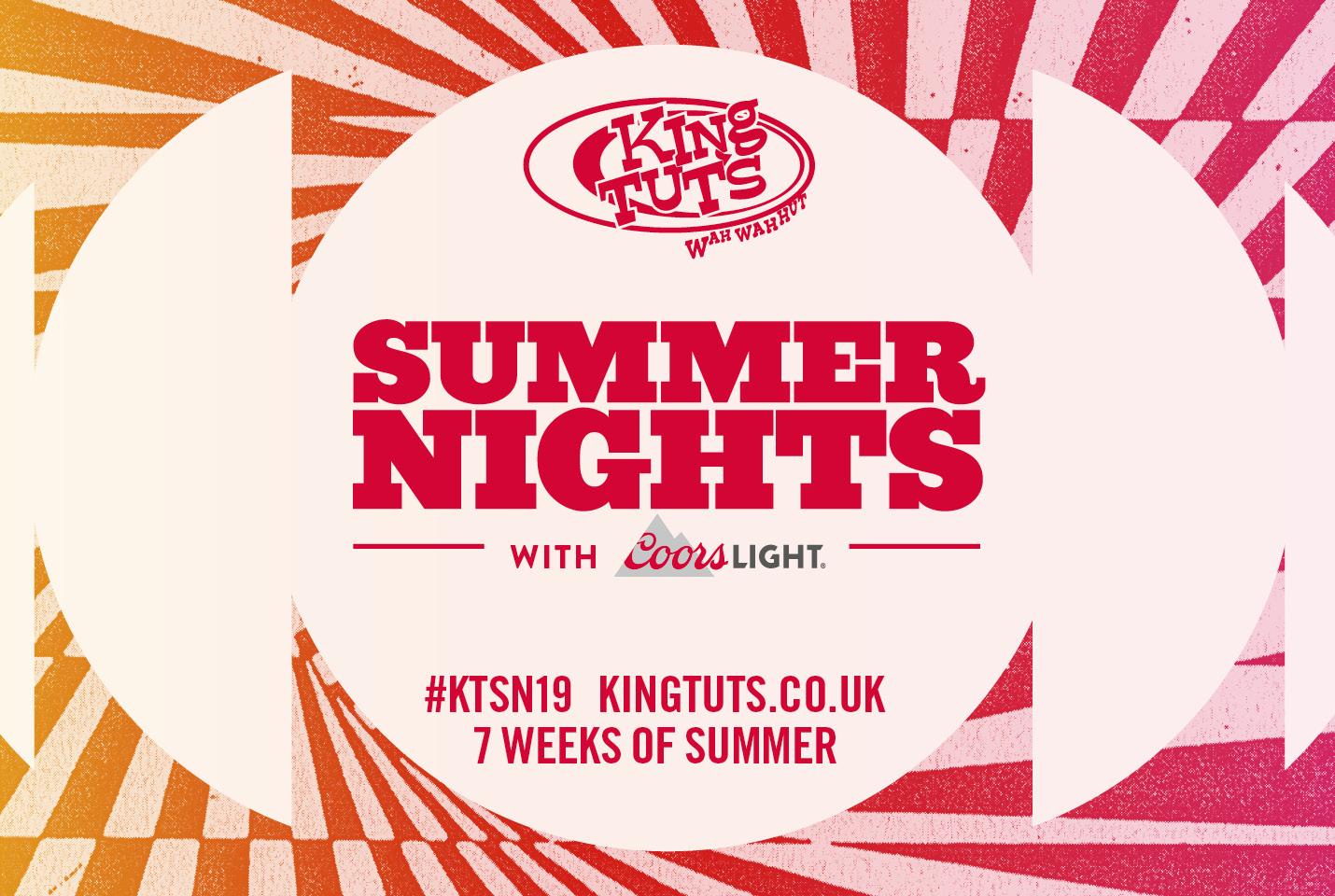 King Tut's Summer Nights 2019