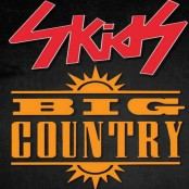 The Skids + Big Country