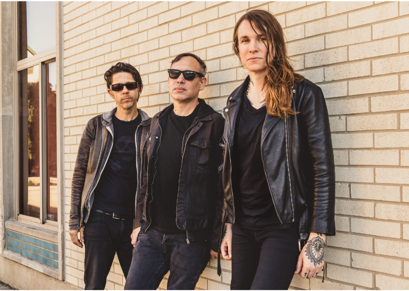 Laura Jane Grace and The Devouring Mothers & Frank Iero and The Future Violents